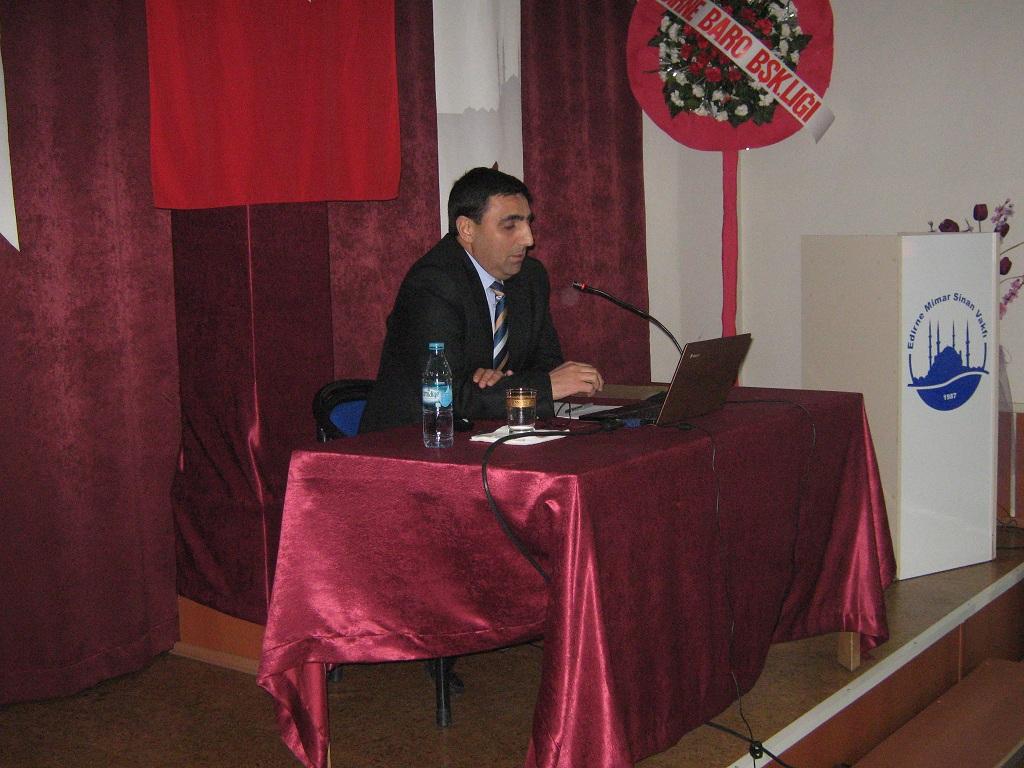 Türkiye'nin Mülki Idare Sistemi Ve Edirne