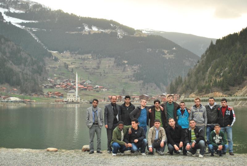 Rumeli Gençlik Grubu Karadeniz  Gezisi