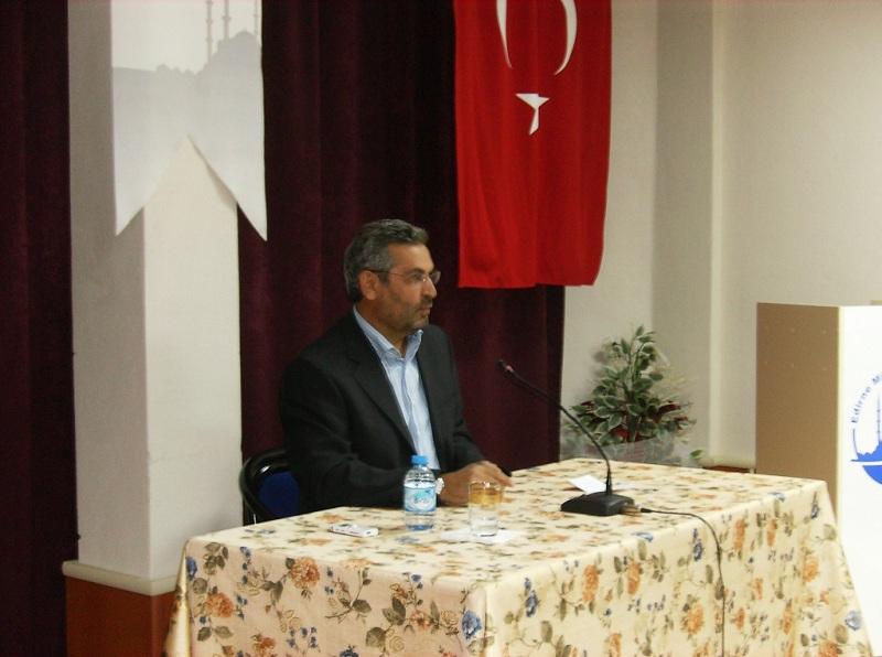 Mimar Sinan Vakfı Haftalık Sohbet Listesi